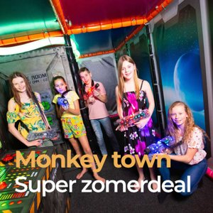 Monkey Town Super zomerdeal
